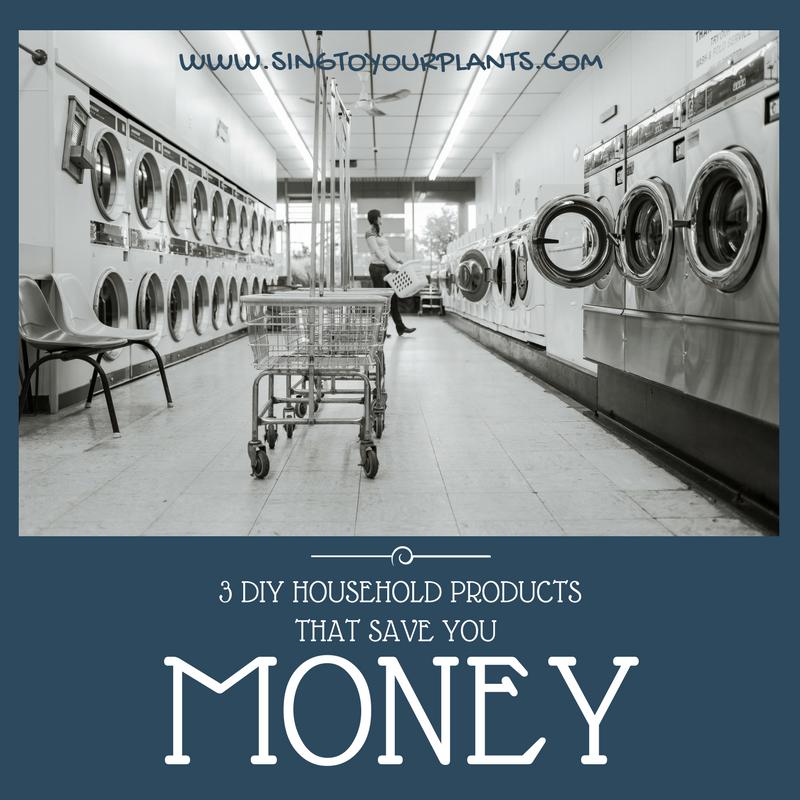 Three DIY, Natural Products that SaveMoney