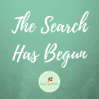 The Search Has Begun…