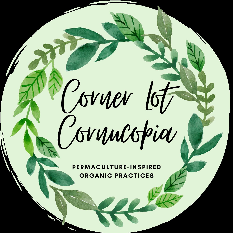 Corner Lot Cornucopia
